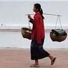 Early morning in Luang Prabang.