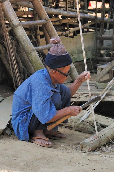Hat Phang village.