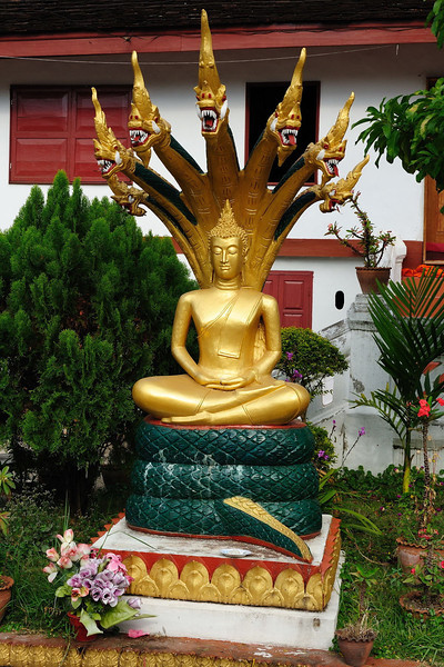 Wat Mai, Luang Prabang.