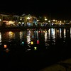 At full moon it´s the lantern festival in Hoi An