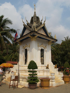 "Monument to the millions killed by the Khmer Rouge at killing fields throughout Cambodia.  See http://www.yale.edu/cgp/ ""Cambodian Genocide Program"" re the killing of 1.7 million Cambodians.  The Khmer Rouge regime headed by Pol Pot combined extremist ideology with ethnic animosity and a diabolical disregard for human life to produce repression, misery, and murder on a massive scale. http://www.yale.edu/cgp/cgpintro.html"