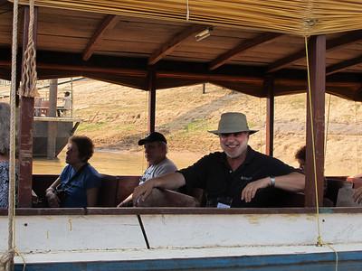 Linda Shyavitz, Sam Solomon and Tom Olinyk.