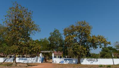 A local school.