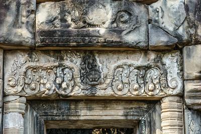 Angkor Thom. The Bayon.