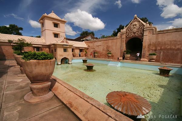 Yogyakarta Water Palace
