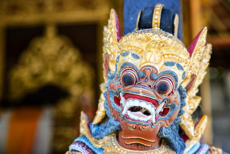Tampak Siring temple