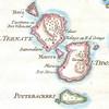 Ternate, Maitera and Tidore (1760).