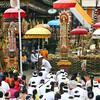 Balinese ceremony.