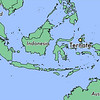 Ternate Island, Indonesia.