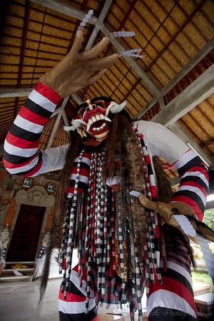 Balinese Monsters