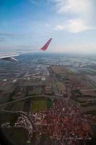 Flight in Indonesia