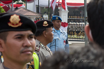 70th Anniversary of Independence, Presidential Palace, Jakarta