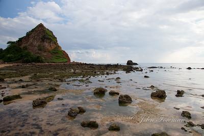 Kuta Bay, Lombok