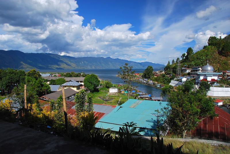 Danau Laut Tawar,  Takengon,  Aceh,  Sumatra