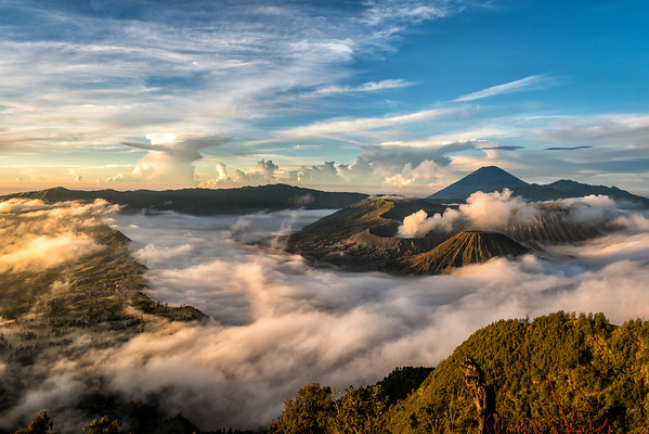 Mount Bromo Sunrise