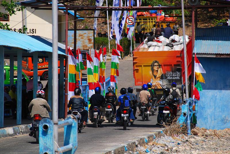 Bolok Harbour,  Kupang,  West Timor
