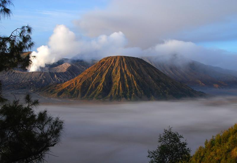 Gunnung Bromo,  Java