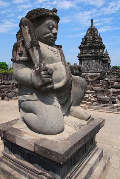 Candi Sewi,  Prambanan Temple Complex,  Java