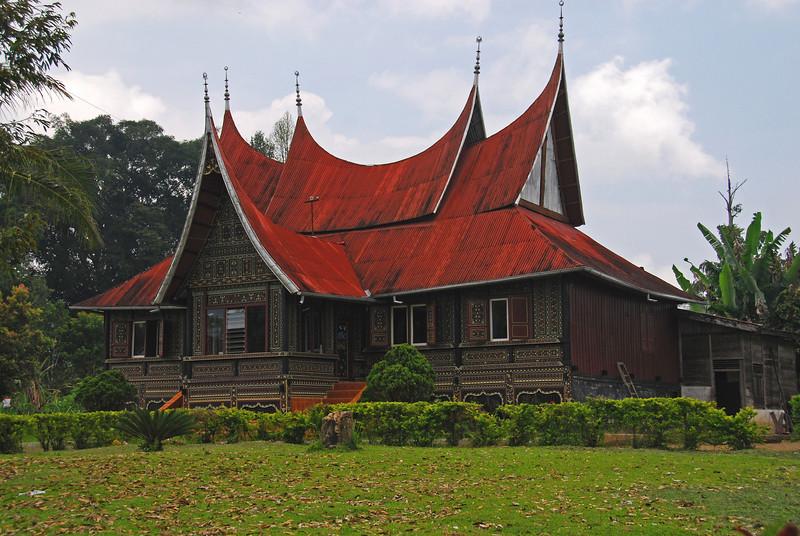 Nr Bukittinggi,  Sumatra