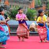 Traditional dancers, Ubud, Bali