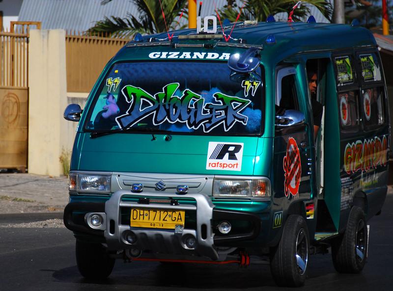 Bemo.  Kupang,  West Timor