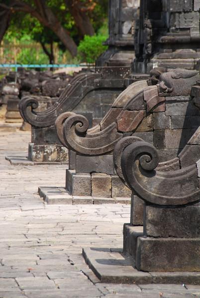 Prambanan Temple complex,  Java