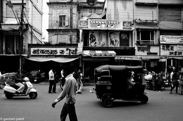 13: Street Scene Indore