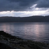Evening over the Sound of Mull (Morvern seen from Craignure)