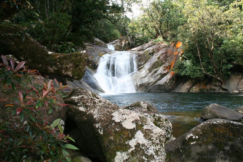 Josiphine Falls, Innisfail. Photo by Craig Gilbert