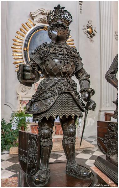 Bronze Statue Example
