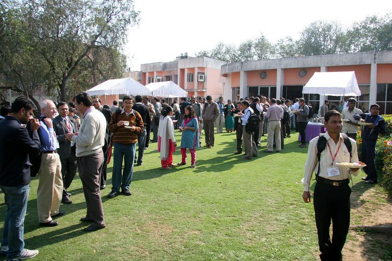 InPAC 2011 at IUAC