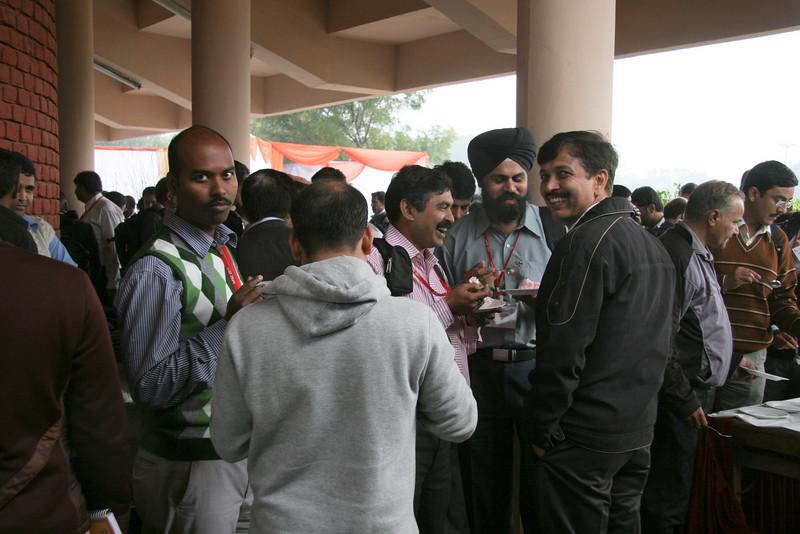 InPAC 2011 at IIT