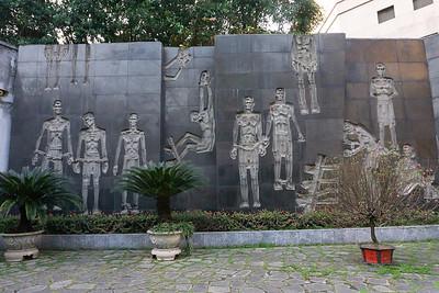 Hanoi Hilton Memorial Garden