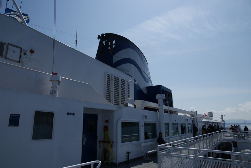 Outer deck.