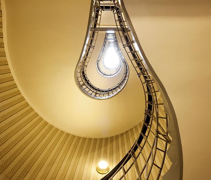 Spiral Staircase.