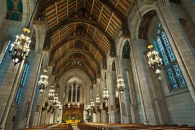 The Fourth Presbyterian Church of Chicago.
