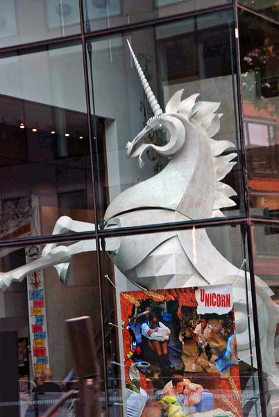 The Unicorn Theater presents productions for kids.