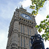 Big Ben is the third tallest clock tower in the world.