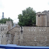 The Tower of London is a castle on the edge of the Thames founded in 1066.