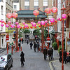 Chinatown, London.