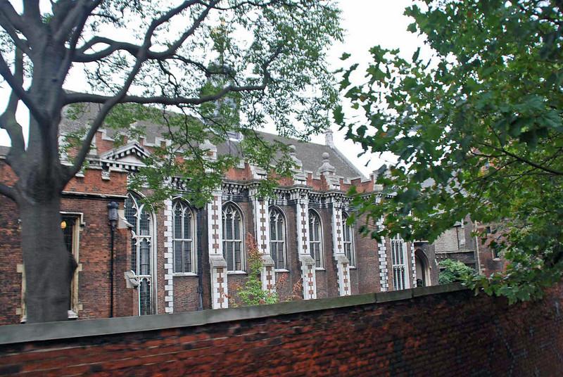 Lambeth Palace.