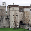 The entrance to the Tower of London.