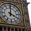 The clock dial of Big Ben is 23 feet in diameter.