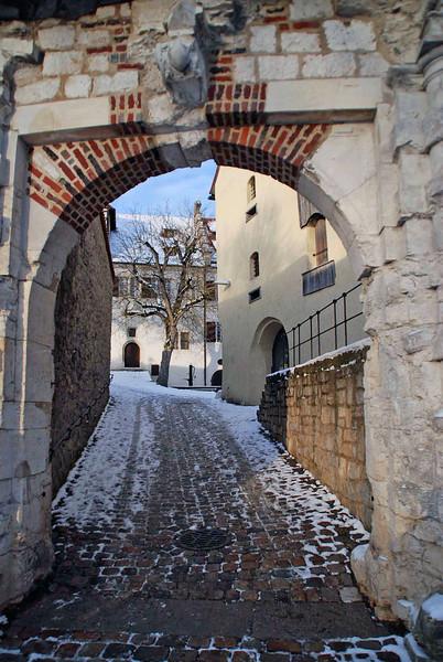 Schloss Hellenstein.