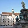 The Hofburg Palace.
