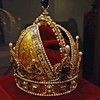 The Imperial Crown of Austria made in 1602 and worn by Rudolf II.