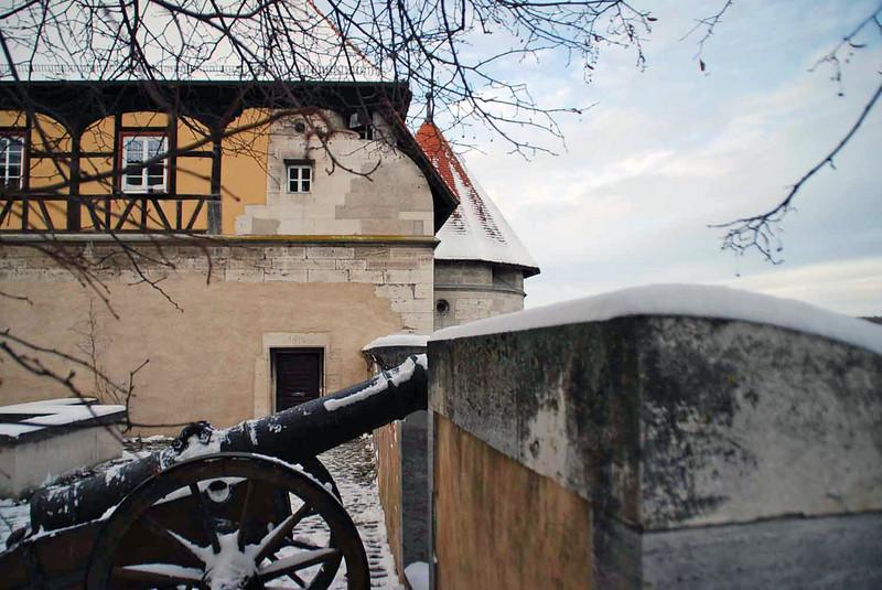 The Heidenheim castle.