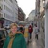 Jean Finkleman in Vienna, Austria.
