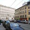 A Vienna streetscape.