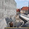 The Museum Quarter in Vienna, Austria.